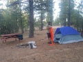 Camp in the Cold